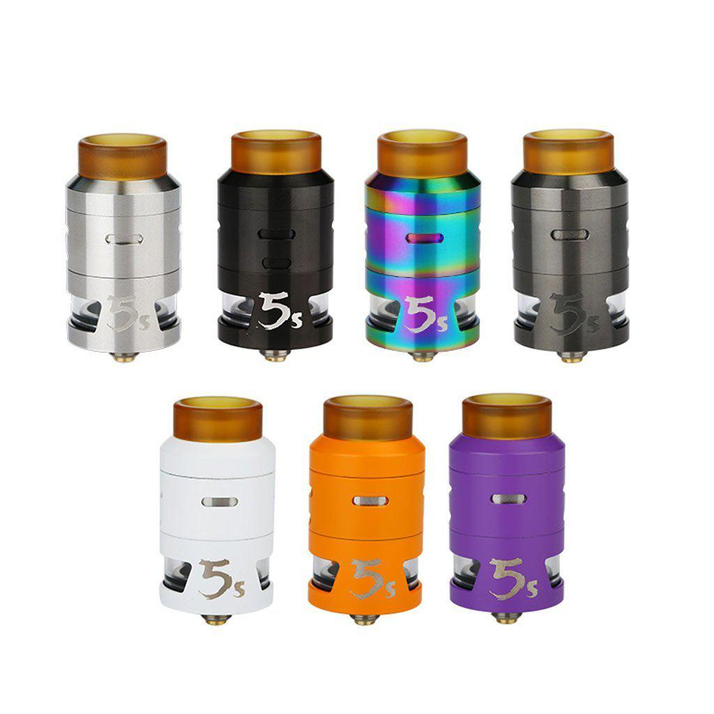 iJoy RDTA 5S-Blazed Vapes