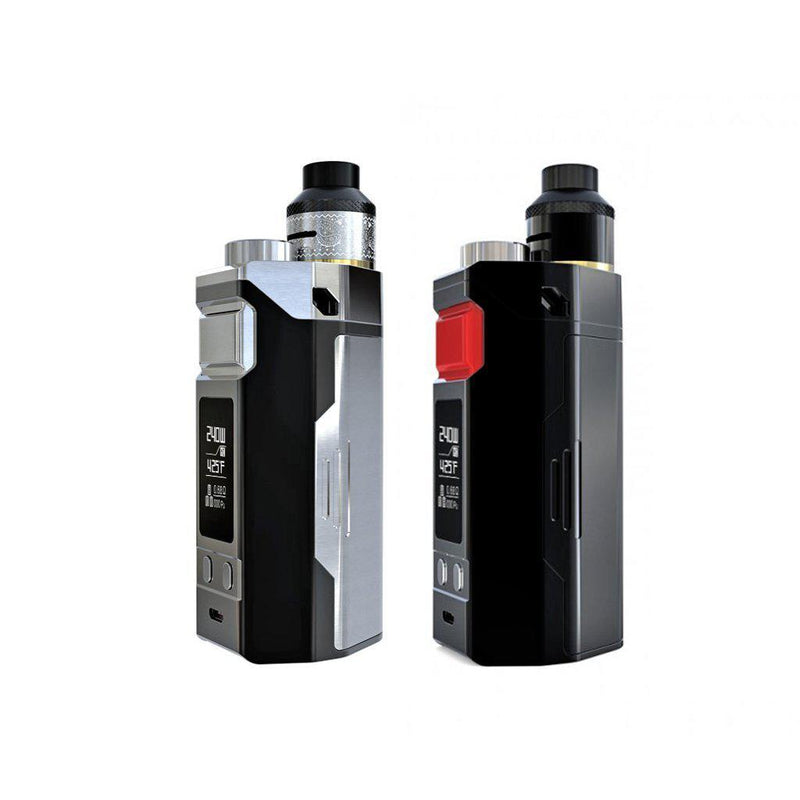 iJoy RDTA Box Triple 240W Starter Kit-Blazed Vapes
