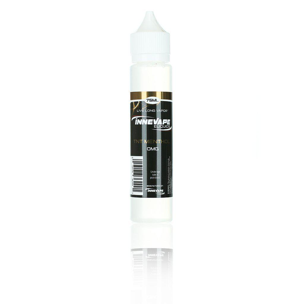 Innevape TNT Menthol 75ml Vape Juice-Blazed Vapes