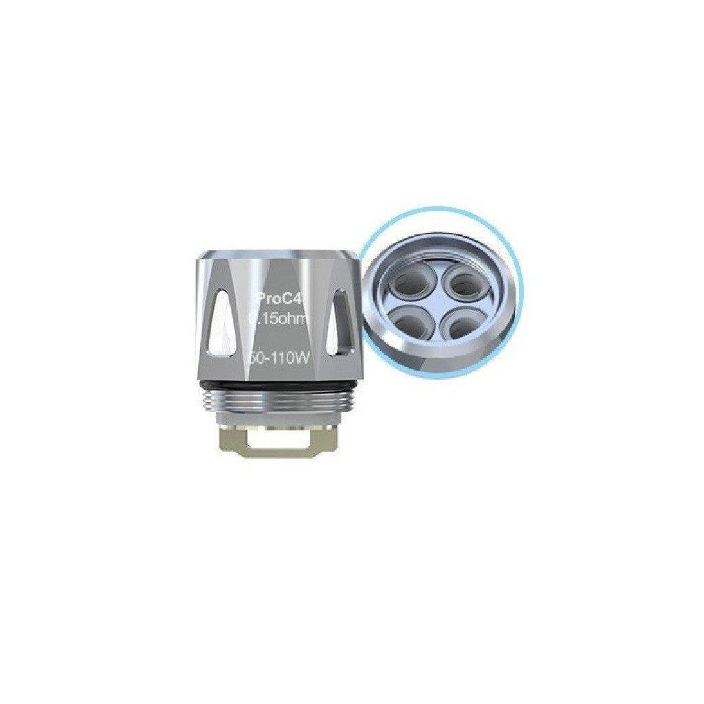 Joyetech ProC4 Replacment Coils (Pack of 5)-Blazed Vapes