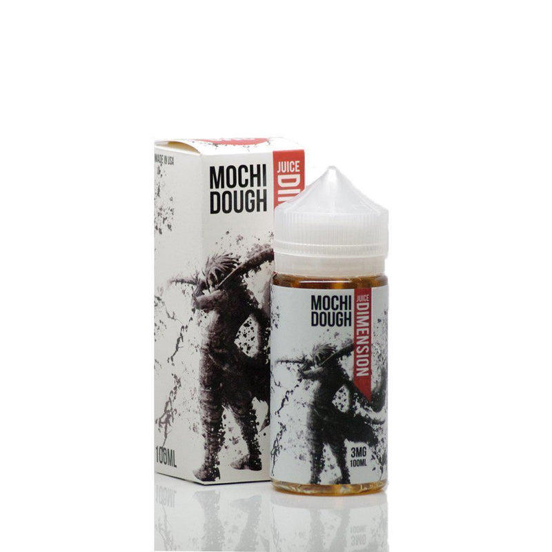 Juice Dimension Vape Juice - Mochi Dough (100ml)-Blazed Vapes