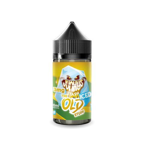 Junkys Stash The Old Stuff ICED 30ml Vape Juice-Blazed Vapes