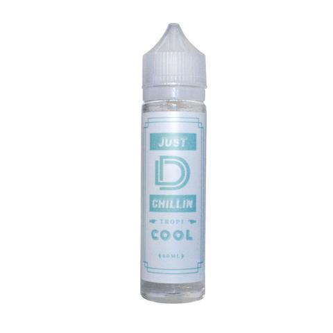 Just Chillin Vape Juice Tropi Cool 60ml-Blazed Vapes