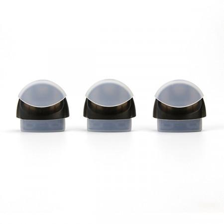 JustFog C601 Replacement Pod Cartridges (3 Pack)-Blazed Vapes