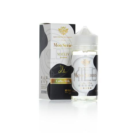 Kilo Moo Series Coffee Milk 100ml Vape Juice-Blazed Vapes
