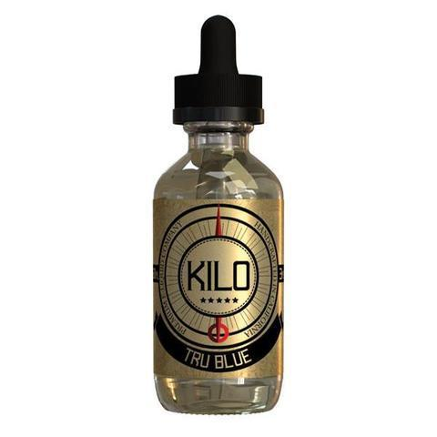 Kilo Original Series Tru Blue 100ml Vape Juice-Blazed Vapes