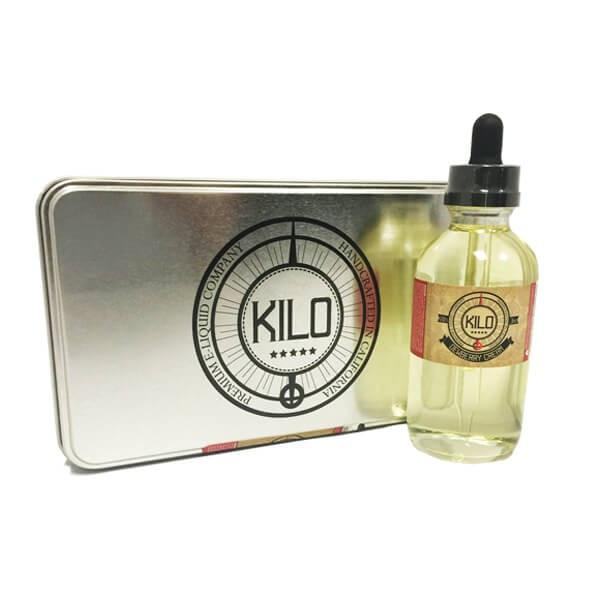 Kilo Vape Juice Original Series Dewberry Cream (120ml)-Blazed Vapes