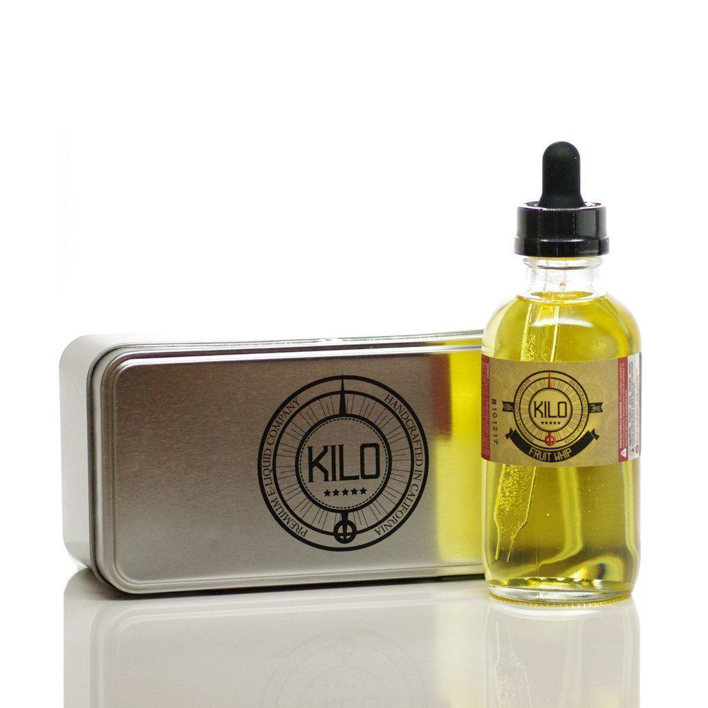 Kilo Vape Juice Original Series Fruit Whip (120ml)-Blazed Vapes