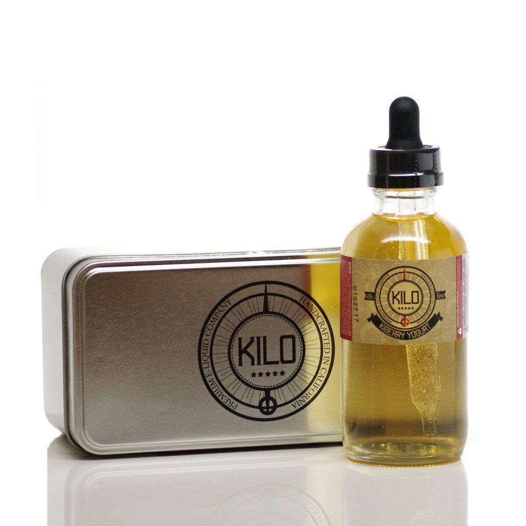 Kilo Vape Juice Original Series Kiberry Yogurt (120ml)-Blazed Vapes