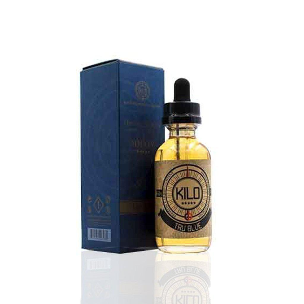 Kilo Vape Juice Original Series Tru Blue (60ml)-Blazed Vapes
