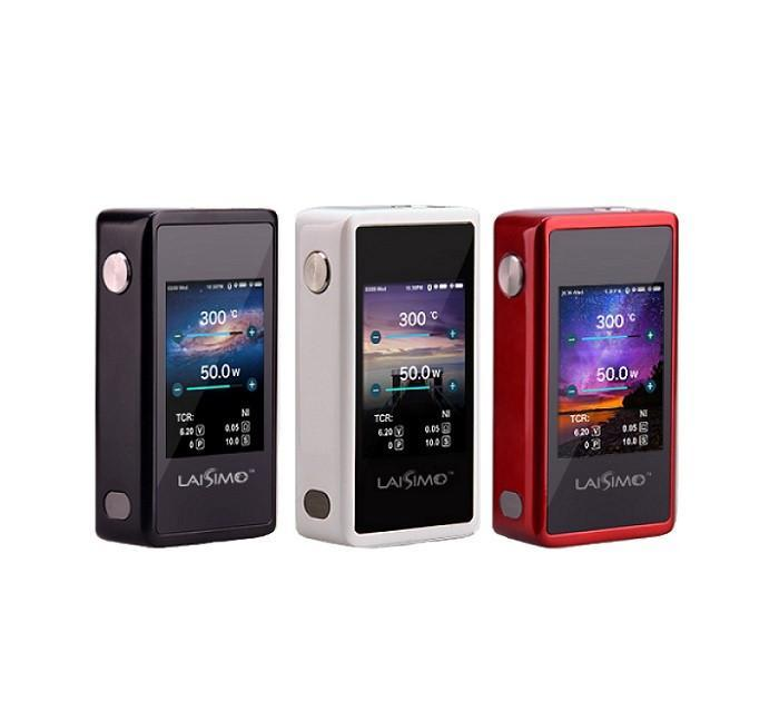 L3 200W Touch Box Mod by Laisimo-Blazed Vapes