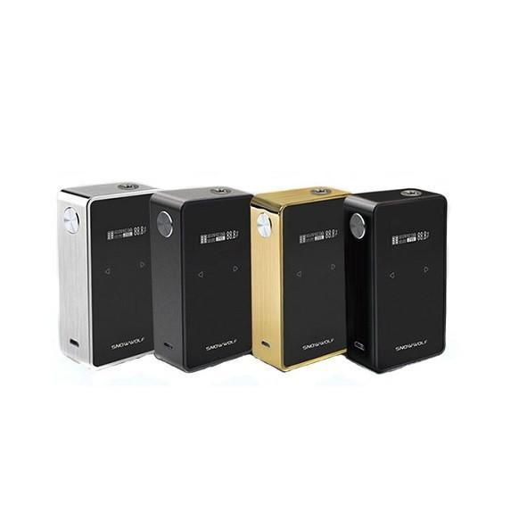 Laisimo Snow Wolf 200W Plus TC Mod-Blazed Vapes