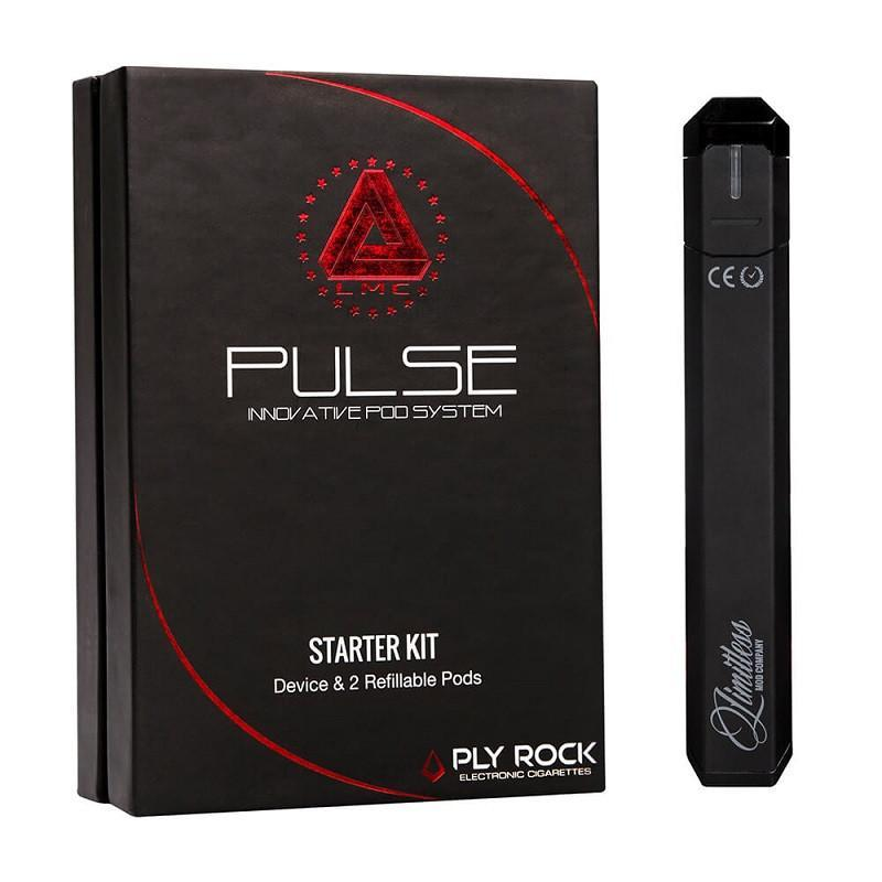 Limitless LMC Pulse Kit-Blazed Vapes