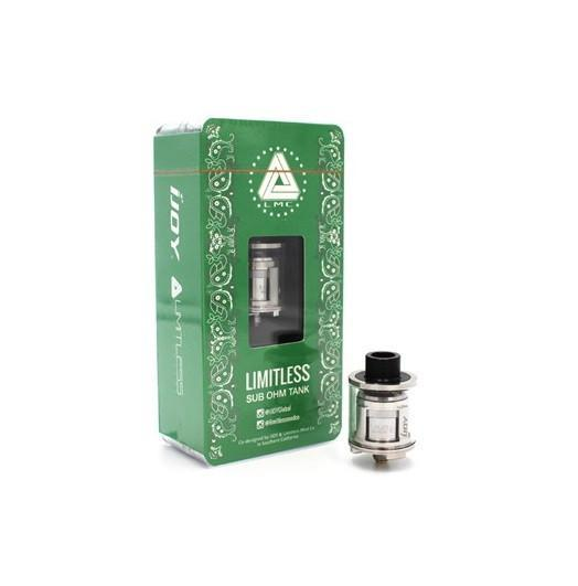 Limitless Sub Ohm Tank by iJOY-Blazed Vapes