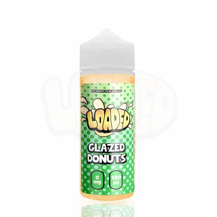 Ruthless Loaded Glazed Donuts 120ml Vape Juice-Blazed Vapes