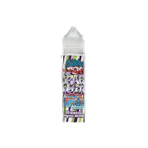 Lost Art Vape Juice The Grape White 60ml-Blazed Vapes