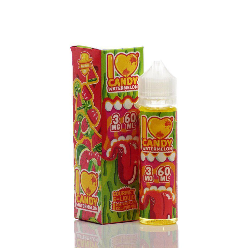 Mad Hatter Vape Juice - I Love Candy Watermelon (60ml)-Blazed Vapes