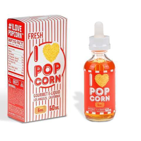 Mad Hatter Vape Juice I Love Popcorn 60mL-Blazed Vapes