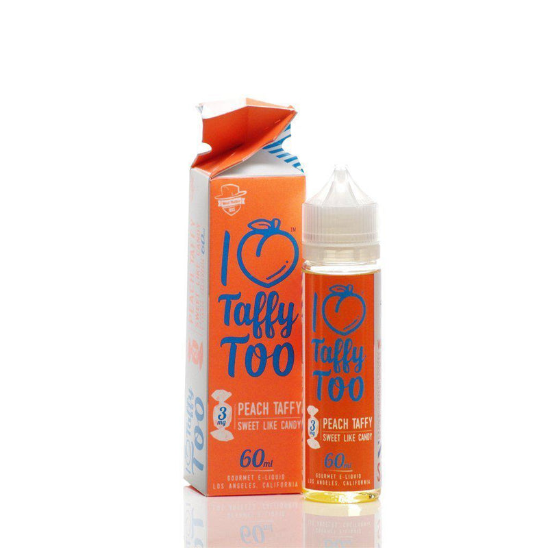 Mad Hatter Vape Juice - I Love Taffy Too (60mL)-Blazed Vapes