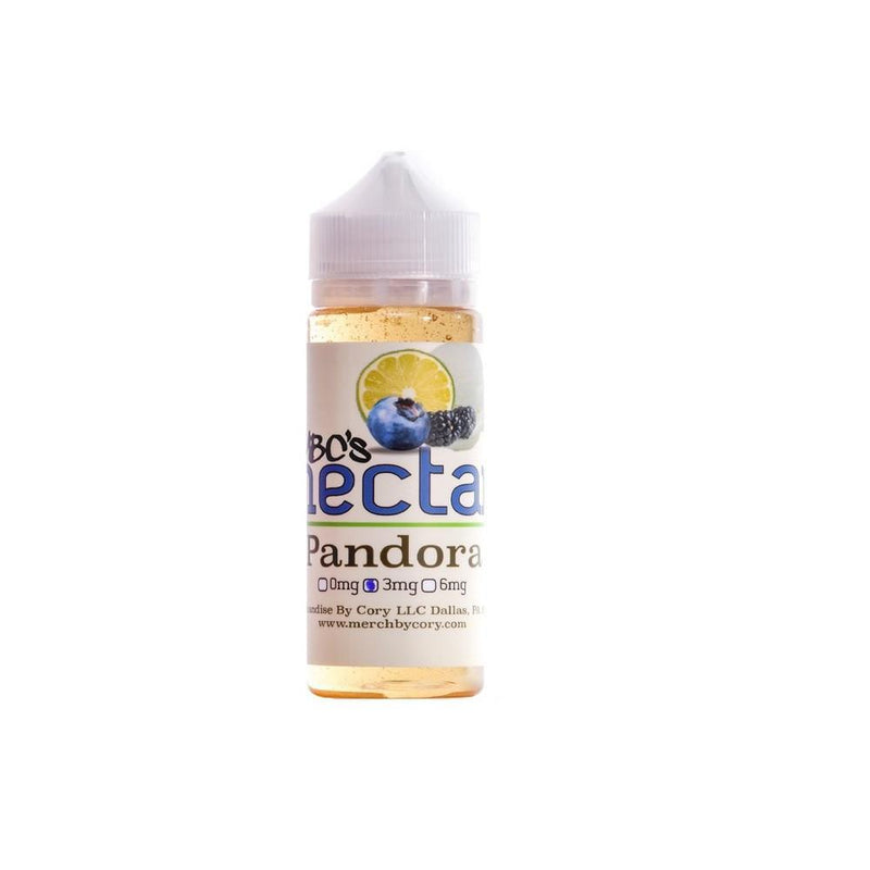 MBC's Nectar Pandora (120ML)-Blazed Vapes
