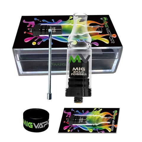 Mig Vapor Brain Fogger Atomizer Pen Tank-Blazed Vapes