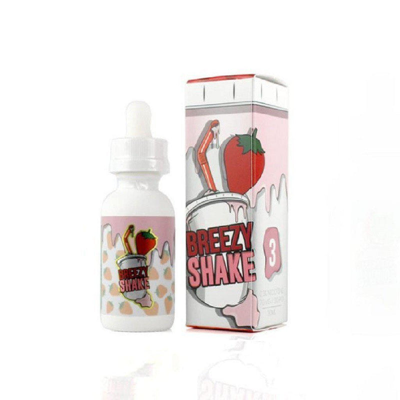 MilkShake Breezy Shake (60ML)-Blazed Vapes