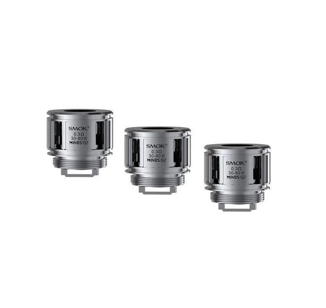 Minos Q2 Replacement Coils by Smok (Pack of 3)-Blazed Vapes