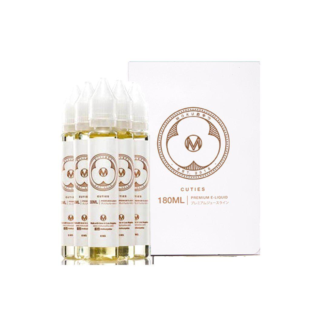 Moku Oyatsu Premium Vape Juice -Cuties- 180ml-Blazed Vapes
