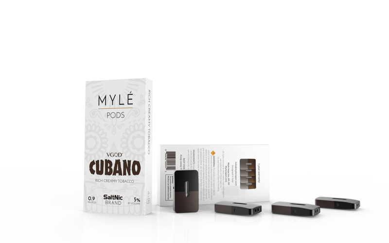 MYLE Pods 50MG (Pack of 4)-Blazed Vapes