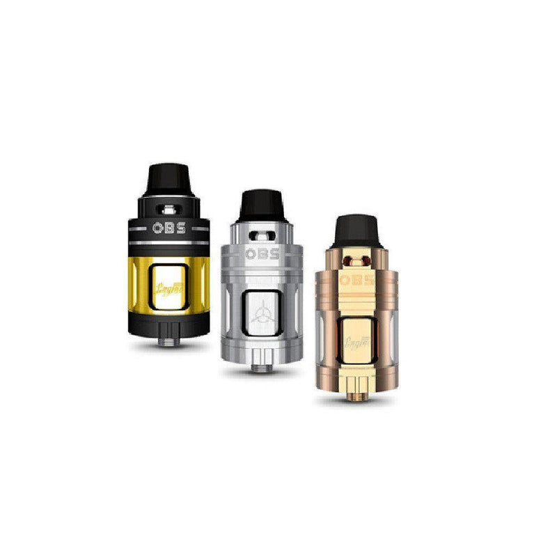 OBS Engine Nano RTA - Two Post-Blazed Vapes