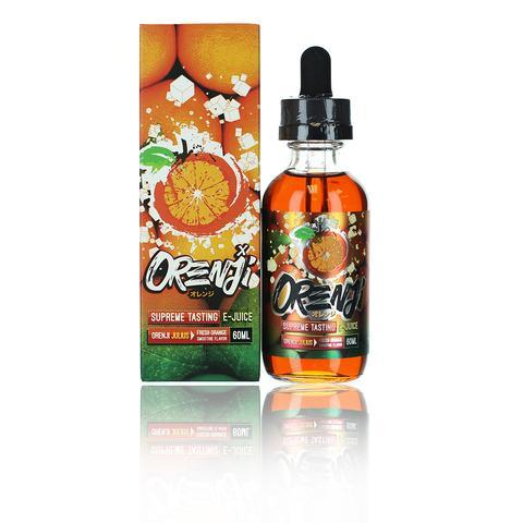 Orenji Julius 60ml Vape Juice-Blazed Vapes