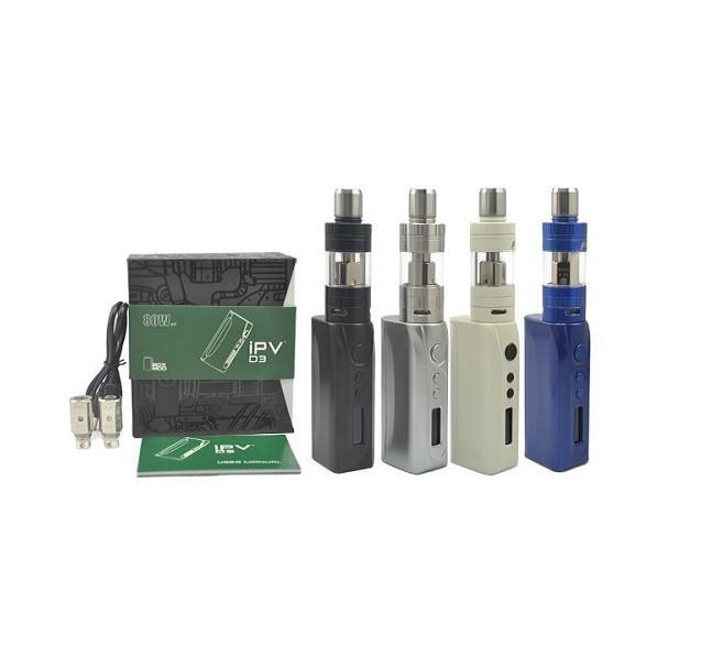 Pioneer4You IPV D3 80W TC Kit-Blazed Vapes