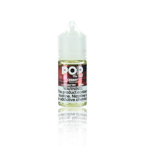 Pop Clouds The Salt Cherry Candy 30ml Vape Juice-Blazed Vapes