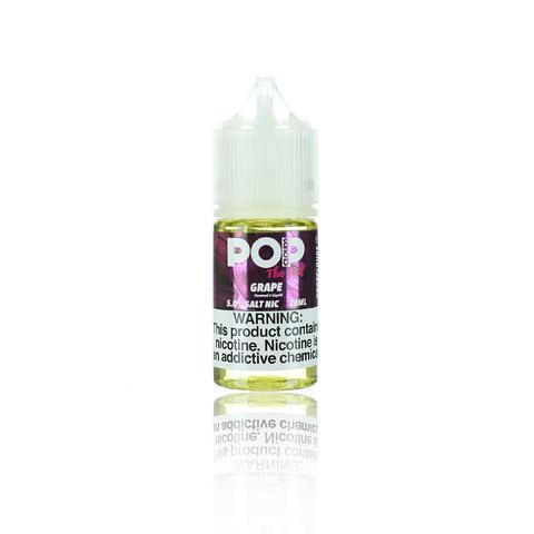 Pop Clouds The Salt Grape Candy 30ml Vape Juice-Blazed Vapes