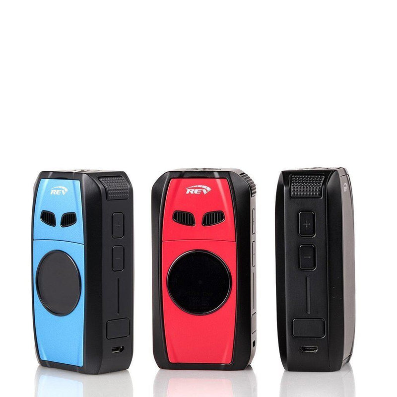REV-Tech Sport 101W TC Box Mod-Blazed Vapes