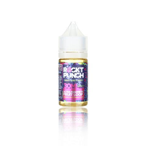 Rockt Punch Ultra Magnetic Fruitloop 30ml Vape Juice-Blazed Vapes