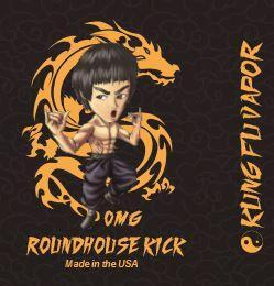 Roundhouse Kick by KungfuVapor (60ml)-Blazed Vapes