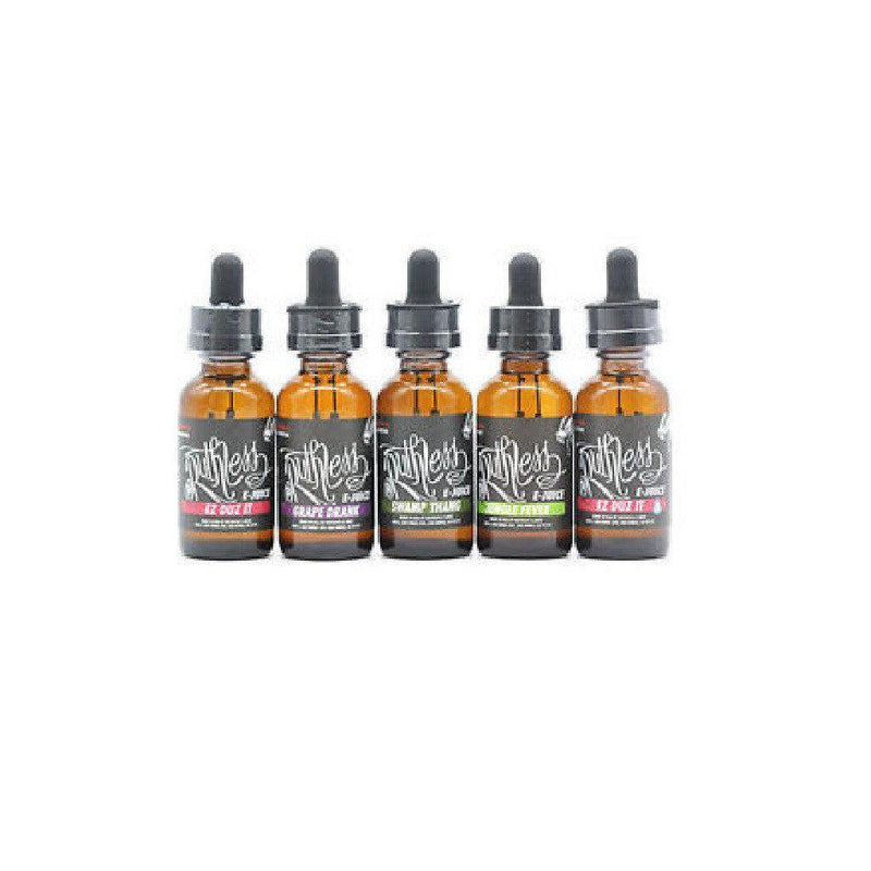 Ruthless Premium Vape Juice 15ML-Blazed Vapes