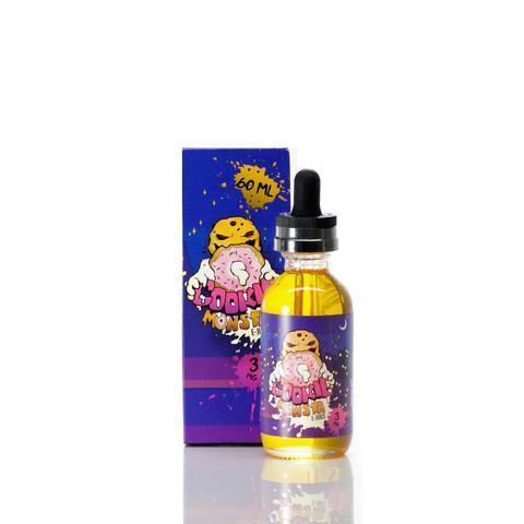 Ruthless Vape Juice Cookie Monsta 60ML-Blazed Vapes