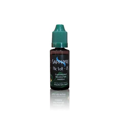 Sapphyre Concentrated Nicotine Salt Additive 15ml-Blazed Vapes