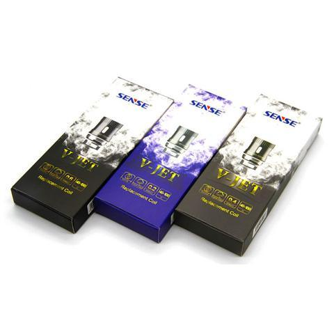 Sense V-Jet Replacement Coils 5 Pack-Blazed Vapes