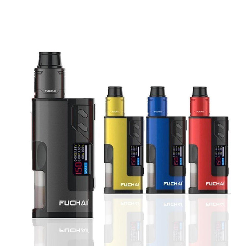 Sigelei Fuchai Squonk 213 150W Kit-Blazed Vapes