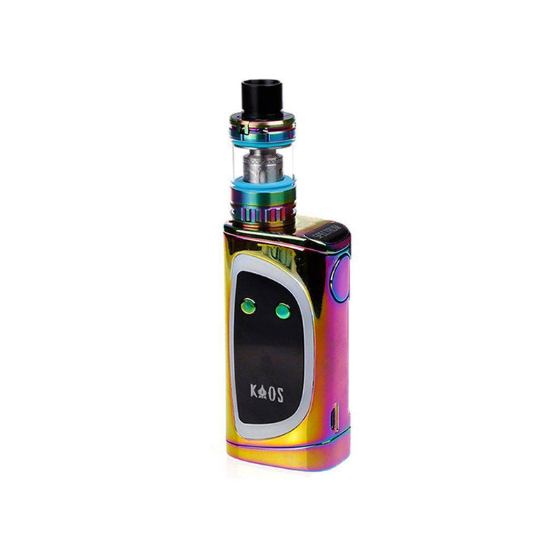 Sigelei KAOS Spectrum Kit - 230w Kaos Mod with 24mm Kaos Tank | New Colors-Blazed Vapes