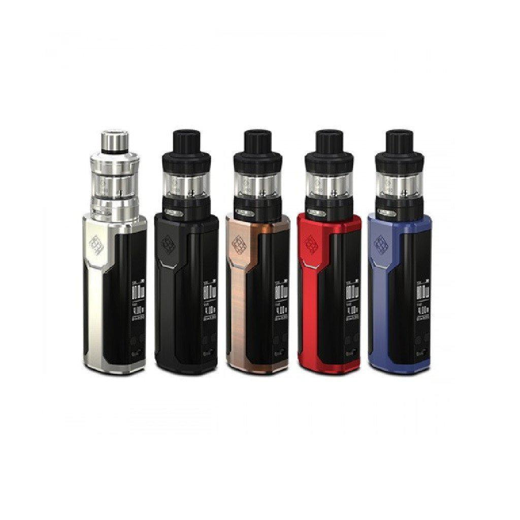 Sinuous P80 Kit with Elabo Mini Sub Ohm Tank by Wismec-Blazed Vapes
