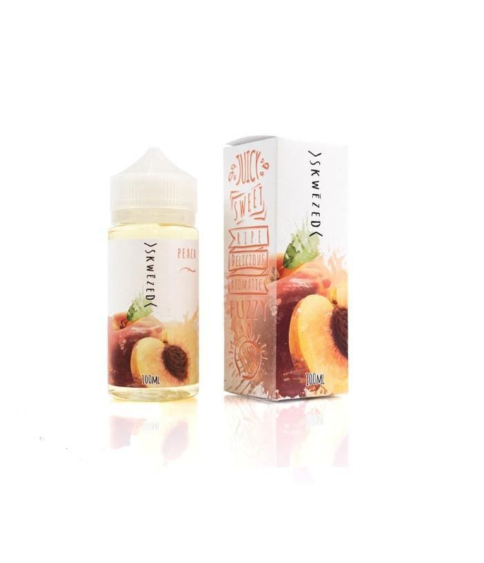 SKWEZED Vape Juice - Peach (100mL)-Blazed Vapes