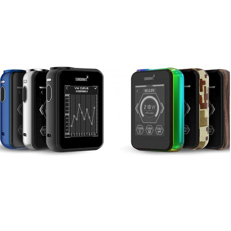Smoant Charon TS 218 Box Mod - Touch Screen-Blazed Vapes