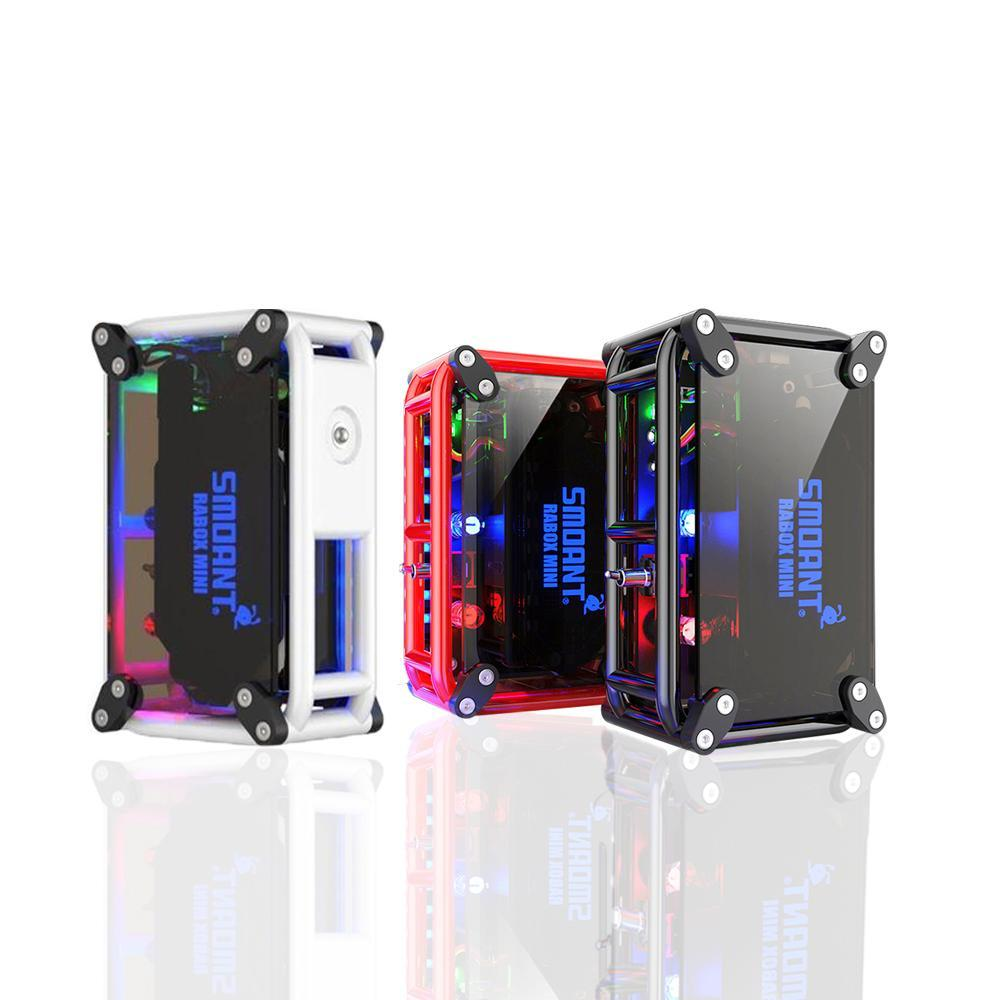 Smoant RABOX Mini 120W Box Mod-Blazed Vapes