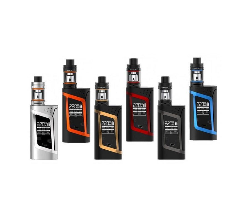Smok Alien 220W Kit with TFV8 Baby Beast Tank-Blazed Vapes