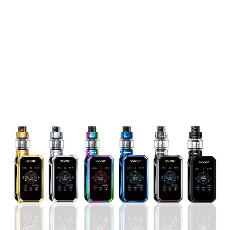 Smok G-Priv 2 Luxe Edition Full Kit with TFV12 Prince Tank-Blazed Vapes
