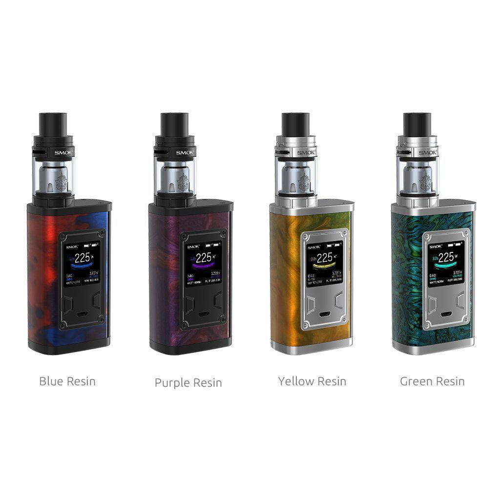 SMOK Majesty Resin Kit with TFV8 X-Baby Tank-Blazed Vapes